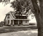 Residence of J. T. Hook, Mgr. Saddle Horse Dept.