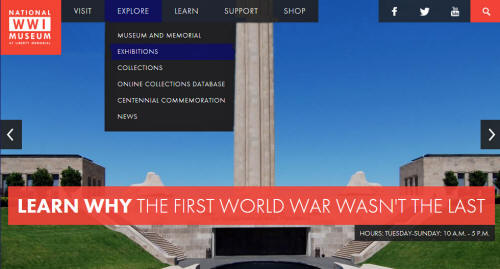 National WWI Museum at Liberty Memorial