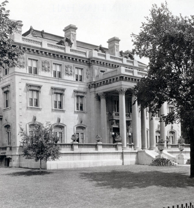 Corinthian Hall, Kansas City, Missouri, 1912