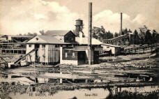 Saw Mill, De Queen, Arkansas