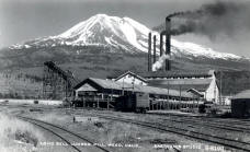 Long Bell Lumber Mill, Weed, California