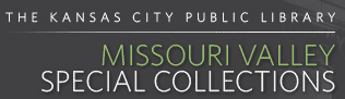 Logo of Missouri Valley Special Collections of the Kansas City Public Library